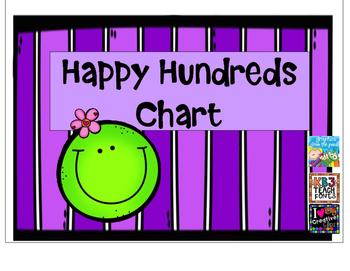 Happy Hundreds Chart