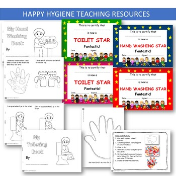 Happy Hygiene Hand Washing, Toileting and Germs