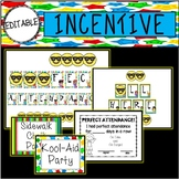 DIGITAL and PAPER Happy Kids Attendance Incentive