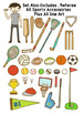 Happy Kids Sports Clip Art