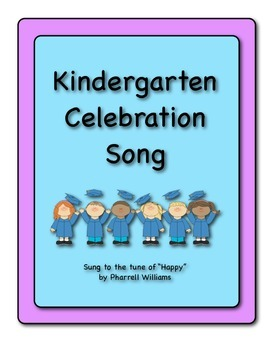 Happy Kindergarten Celebration Song
