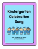 Happy Kindergarten Celebration Song