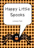 Happy Little Spooks Literacy Pack