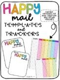 Happy Mail Templates and Trackers