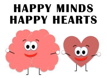 Happy Minds Happy Hearts Board Game