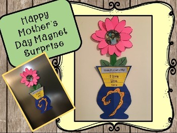 Magnetic Mother's Day Surprise