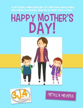 Happy Mother's Day Theme Day Plan