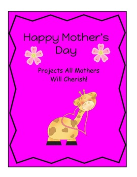 Mother's Day Project Pages