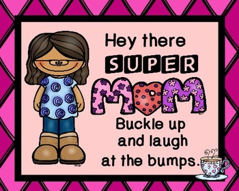 Happy Mother's Day Super Mom