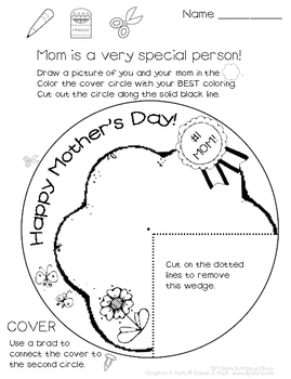 Happy Mother's Day Wheel