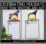 New Year Activities - Practicing Writing and Penmanship