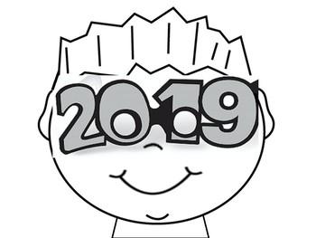 Happy New Year 2017 Craftivity