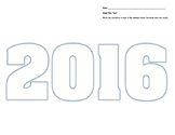 Happy New Year! 2016 resolutions