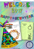 Happy New Year 2017 - Resolutions