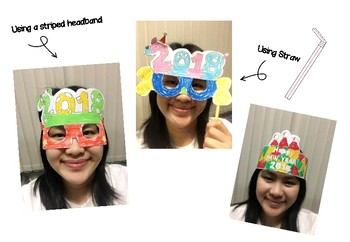 Happy New Year 2018 Activities ( Happy Dog Year 2018) Art Craft Activities