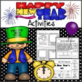 Happy New Year 2019 Activity Packet