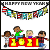 Happy New Year 2020 Collaborative Class Journal