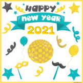 Happy New Year 2020 Reflections/Goals Class Book