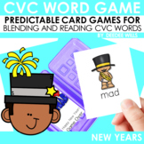Happy New Year! A CVC Memory Match and Game