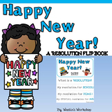 Happy New Year! - A Flip Book of Resolutions