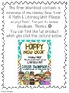 Happy New Year: Math and Literacy Printables- FREEBIE