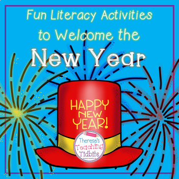 Happy New Year! Fun Literacy Activities to Welcome the New Year