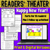 Happy New Year: A Readers' Theater featuring traditions ar