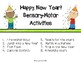 Units for Early Learners with Autism: Happy New Year
