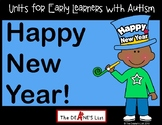 Happy New Year: A Sensory-Motor Active Learning Unit