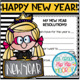 Happy New Year Activities and Craft!
