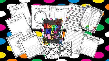 Happy New Year! Activity Pack