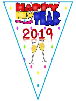 Happy New Year Banner 2017