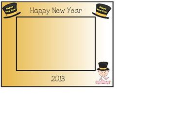 Happy New Year Celebration and Learning Activities