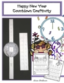 Happy New Year Countdown Craftivity