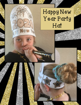 Happy New Year: Craftivities and Writing