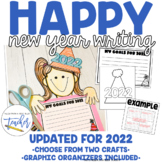 Happy New Year Writing Craftivity