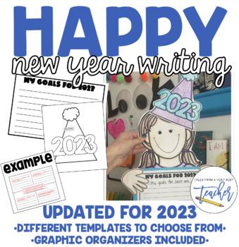 Happy New Year Writing Craftivity