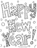 Happy New Year!  Creative Fun With The Months Of The Year