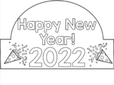 Happy New Year Crown 2021