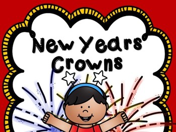 Happy New Year Crowns -- New Years Headbands