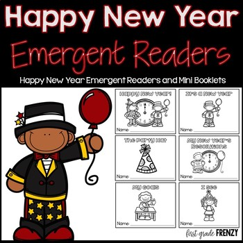 Happy New Year Emergent Readers