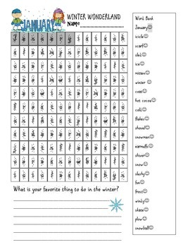 Happy New Year Free Wordsearch and  Game