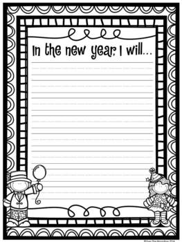 Happy New Year! Fun 4 Pack