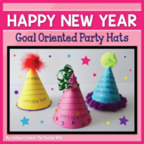 Happy New Year: Goal Oriented Party Hats!