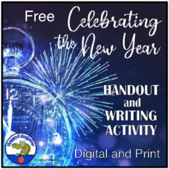 Happy New Year Handout FREE