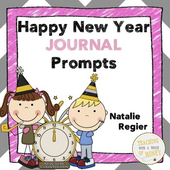 Writing Prompts About New Years: 25 Cut-And-Paste Writing Prompts