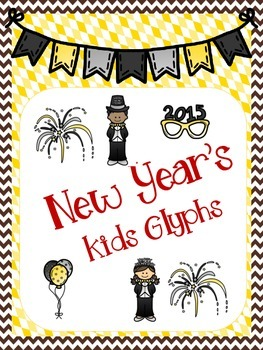 *Happy New Year* - Kid Glyphs