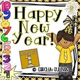 Happy New Year: Literacy & Math Activities!