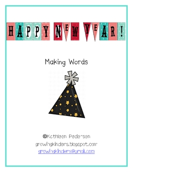 Happy New Year! Making Words