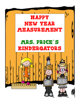 Happy New Year Measurement Activity